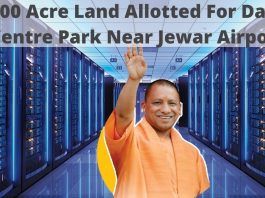 How Yogi Government Is Pulling Investors And Employment By Allotting 100 Acre Land For Data Centre Park Near Jewar Airport