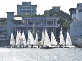 Indian Navy Sailing Championship To Be Held In Mumbai From October 1-5