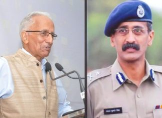 Like Father, Like Son: IPS Officer Pankaj Singh Takes Over As New BSF Chief Following Father Prakash Singh's Legacy