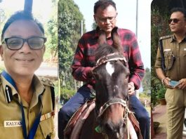 Meet IPS Officer Kalyan Mukhopadhyay Who Gives Life To Fallen Feather Of Birds Through His Art