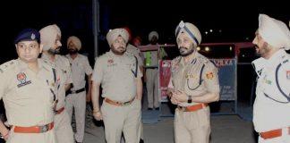 DIG Ferozepur Inderbir Singh Begins Security Tightening On Street And Virtual World